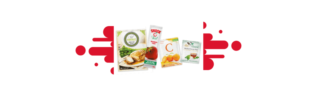 COME DISCOVER PROFECTA'S FLEXIBLE PACKAGING AND POUCHES SOLUTIONS!
