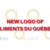 NEW LOGO FOR ALIMENTS DU QUÉBEC