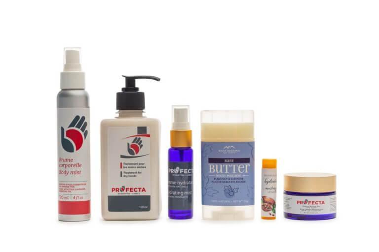 Profecta_étiquettes_produits_beauté