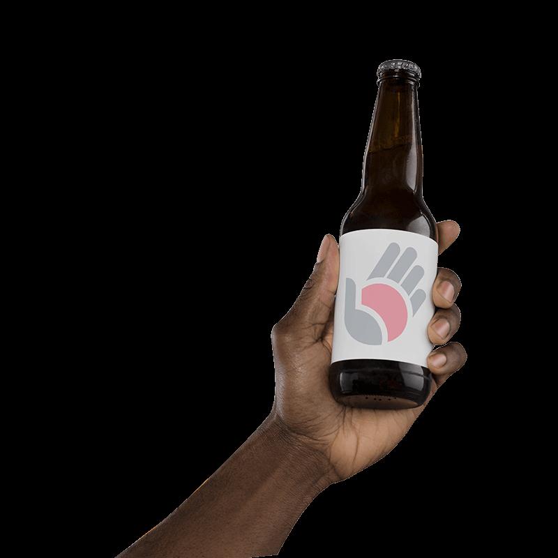 embellissement_main_bouteille_bière_profecta